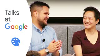 """Kathy Tu & Tobin Low: """"Telling Queer Stories - Cohosts of the Nancy Podcast""""   Talks at Google"""