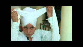 How to Tie a Girl Dumala by Simrandeep Kaur (Video 14)