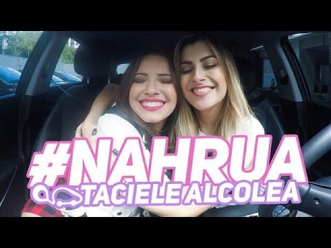 #NahRua com Taciele Alcolea! Gravidez, peça e muito mais! Parte 1