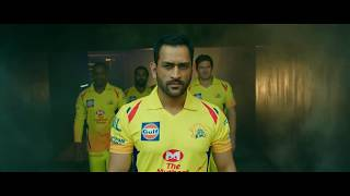 Official CSK #WhistlePodu Video 2018
