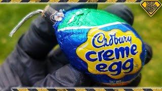 Creme Egg Grenades