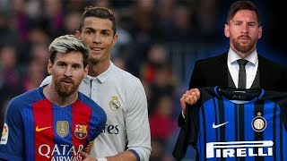 Cristiano Ronaldo dares Leo Messi to rise to his challenge - Oh My Goal