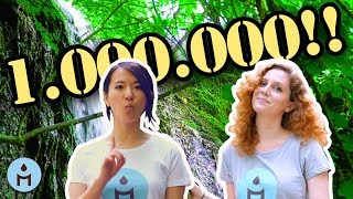 ONE MILLION SUB SPECIAL!! (Thank You Video + Face Reveal)