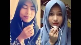 Gadis cantik bersuara merdu feat PumPum - Ya Badrotim