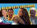 Blair Gets Grounded | Roll It Back | Just Roll with It | Disney Channel