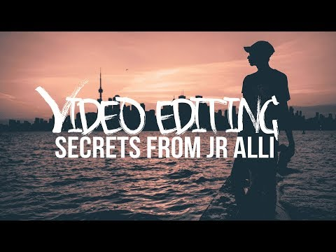 Xxx Mp4 EASY Video Editing TIPS That Look PRO Ft JR ALLI 3gp Sex