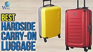 10 Best Hardside Carry-On Luggage 2017