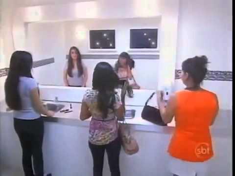 La mejor broma en brazil el espejo de invisibilidad Bromas G
