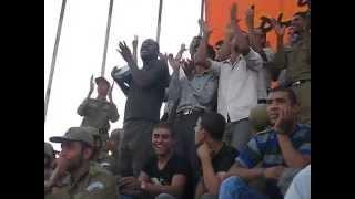 Afro-Iranian Vibes at Shiraz Football Match - Iran