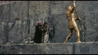 "Minotaur of ""Sinbad"" / Stop motion animation"