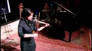 Violin irani- Gita -&Bahram Ebrahimi-تکنوازیی ویولن دختر13ساله گیتا ابراهیمی