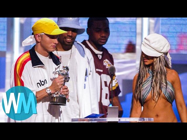 Top 10 Celebs Dissed By Eminem