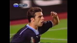 Arsenal 2-0 Lazio 2000/01 Champions League FULL MATCH