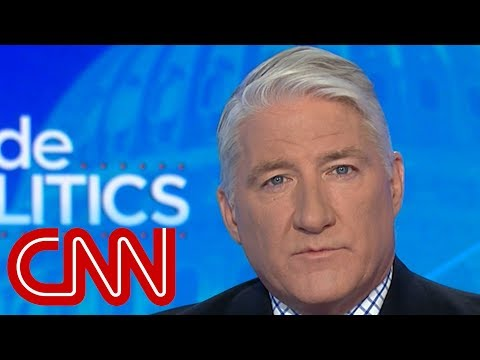 CNN's John King to Trump: You should not lie on sacred ground
