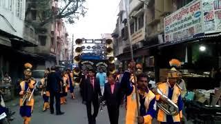 mahavir band ambala cantt khatu shyam shobha yatra  (9896520128 .9812007098)