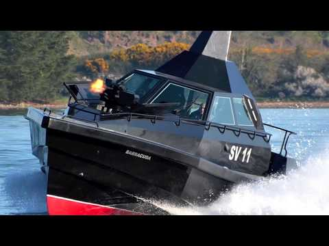 Our most extreme boat test ever Motor Boat & Yachting
