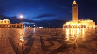 Two Reality - Video 360 Night (low quality) - Hassan II Mosque - Casablanca - Morocco
