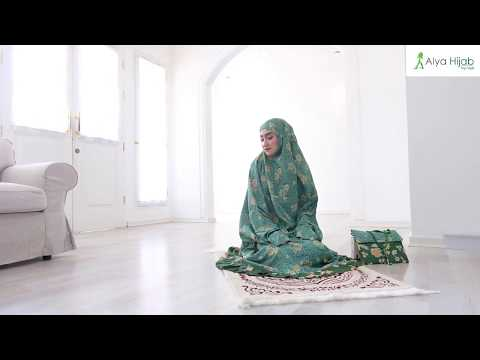 Mukena salwa Solusi menyempurnakan sholat -  alyahijabbynaja