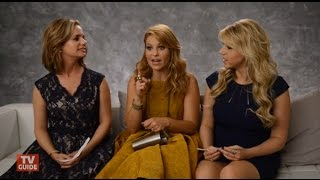 Fuller House Stars on the Weirdest Things They've Had to Do as Actors