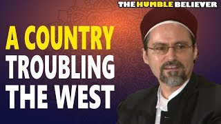 A Country Troubling The West - Hamza Yusuf