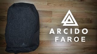 World's Best Travel Bag 2.0 - Arcido Faroe