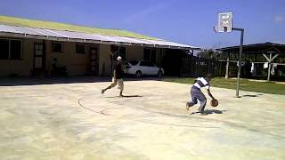 Best Basket Ball Move ever