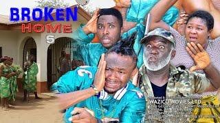 Broken Home Season 6    - Latest 2016 Nigerian Nollywood Movie
