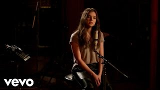 Hailee Steinfeld - Hell Nos and Headphones (Acoustic) (Vevo LIFT)