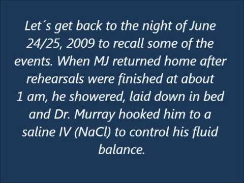Michael Jackson Crime Scene Autopsy Report and Trial Something Doesn t Add Up Part 1