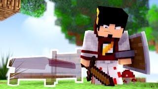 Minecraft: DESAFIO SEM DEFESA - BED WARS ‹ AMENIC ›