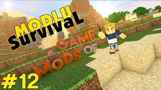 Minecraft Game Of Mods - KULE SEFERİ - Bölüm 12