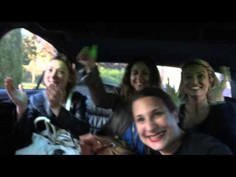 Enterrement de vie de jeune fille Flore Lille 13 juin 2015