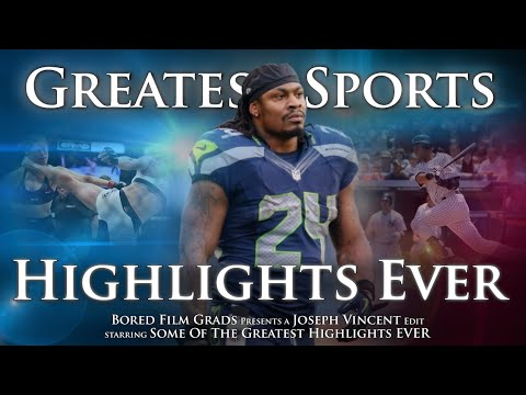 Greatest Sports Highlights Ever Volume 1