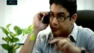 27 Comedy Bangla Natok 2014   Obosheshe Valobeshe   ft  Nadia,Nisha