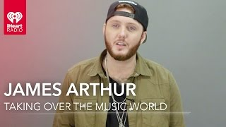 James Arthur Meaning Behind