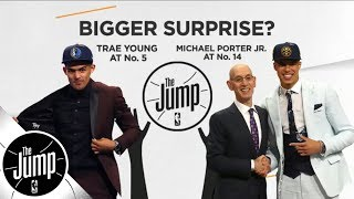 2018 NBA draft recap: Best trade, biggest surprise, best outfit & more | The Jump | ESPN