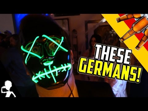 These Germans Know How To Party 🍺 Life In Germany & The World | Sondersendung | Get Germanized