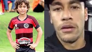 Neymar is This 12-Year Old Soccer Prodigy's BIGGEST Fan