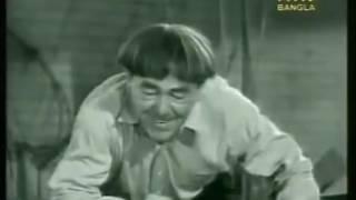 Three stooges(থ্রি স্টুজেস) Colloer-Bangla Dubbing - HD