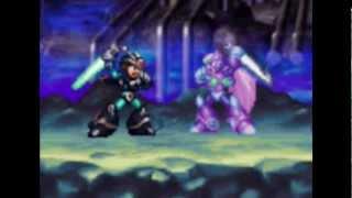 Megaman / Rockman X vs Zero theme remix