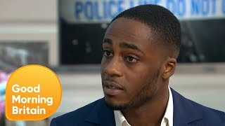 Tackling The Knife Crime Epidemic With Positivity | Good Morning Britain
