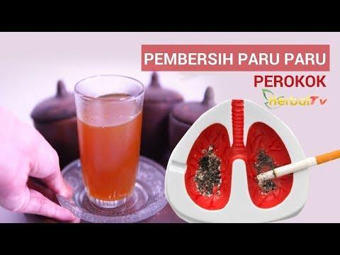 Ramuan Ini Membersihkan Paru paru Kotor Dalam 3 hari !! Meski Anda Perokok Berat