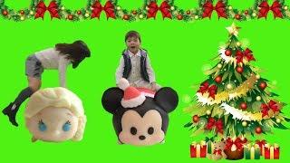 ツムツム クリスマス アドベントカレンダー こうくんねみちゃん  Tsumtum Christmas advent calendar