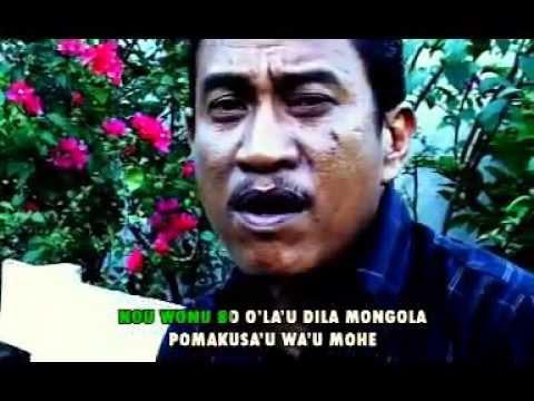 "lagu Gorontalo Hasbullah Ishak ""Burungi Marpati"""