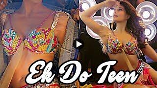 Ek Do Teen: Baaghi 2 New Song में Jacqueline Fernandez का HOT अंदाज - HUNGAMA