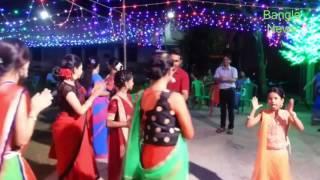 বিয়ে বাড়ি র নাচ.. Kolkata Wedding dance