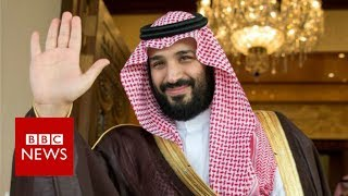 Saudi king ousts nephew for son - BBC News