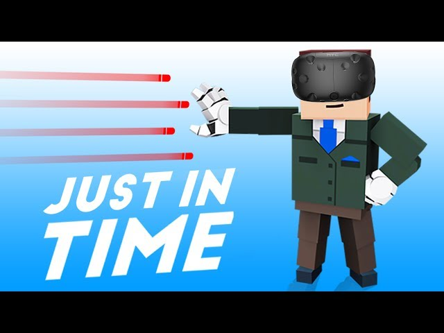 Saving Lives in Slow Motion! - Just In Time Incorporated Gameplay - VR HTC Vive