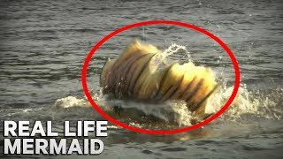 MERMAID Caught On CAMERA! - Zone on the Road