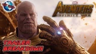 Avengers Infinity War Trailer Breakdown - Orbit Report